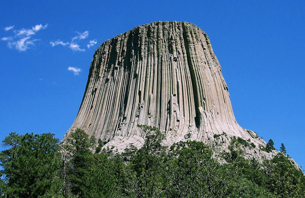 Devils Tower vortex