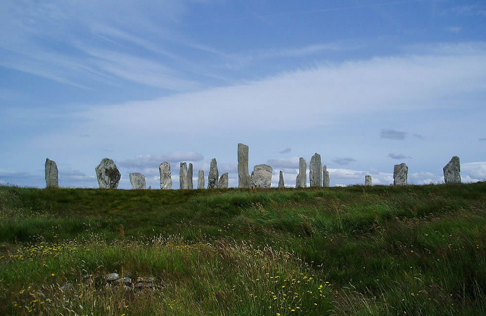 Callanish Stones vortex